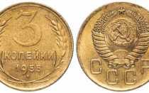 Каталог всех монет СССР и их стоимость